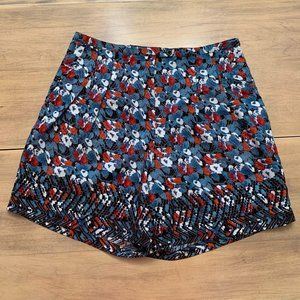 W118 by Walter Baker Shorts floral high waisted pl
